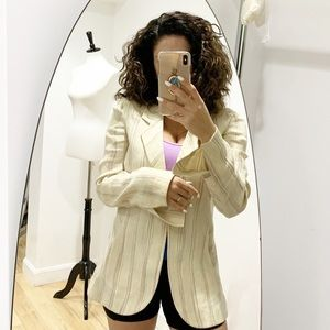 Yigal Azrouel light Blazer